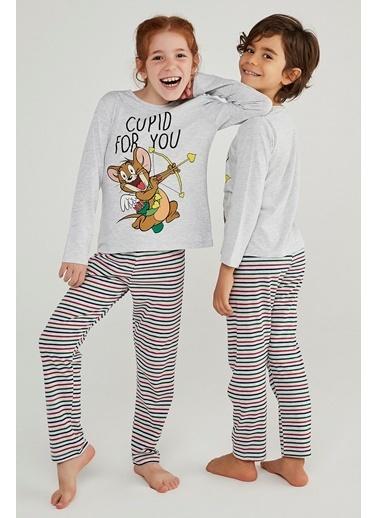 Penti Çocuk Family Tom&Jerry 2Li Pijama Takımı Renkli